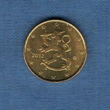 Finlande - 2012 - 10 centimes d'euro - Pièce neuve de rouleau -