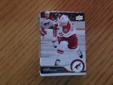 2014-15 Upperdeck Hockey cards (pick 25 .99 cents) complete your set