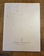HARRY WINSTON Bridal Collection Catalog Engagement Rings Jewelry