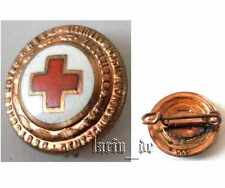 DDR Deutsches Rotes Kreuz Abzeichen badges for merit German red cross enamelled