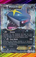 Sharpedo EX - XY5:Primo Choc - 91/160 - Carte Pokemon Neuve Française
