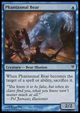 PHANTASMAL BEAR NM mtg Jace vs Vraska Blue - Bear Illusion Com