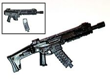 """""""Basic"""" ACR Assault Rifle w/ Mag-1:18 Scale Weapon for 3-3/4"""" Action Figures"""