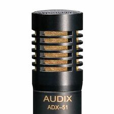 Audix ADX 51 Condenser Microphone ADX51 Acoustic Guitar Drum Overhead Room