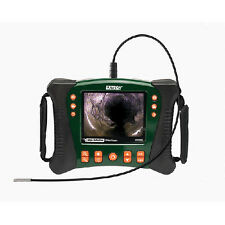 Extech HDV610 VideoScope Inspection Camera with 5.5mm Flexible Probe