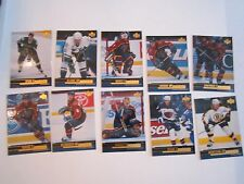 (60) 1999 & 2000 UPPER DECK HOCKEY CARDS - SEE PICS - NM - LOT F