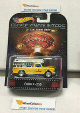 Ford F-250 * Close Encounters * 2015 Hot Wheels Retro Series * Z28