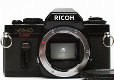 Ricoh KR-10 Super 35mm Film SLR Camera Body Only For Parts or Repair