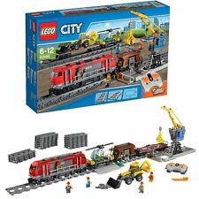 LEGO City Heavy-Haul 60098 Train Brand New