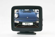 3.5 Zoll TFT-Farb Monitor Bildschirm Rückfahrkamera past für LKW , Auto,  KFZ