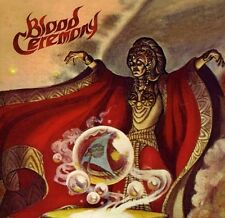Blood Ceremony - Blood Ceremony 2008 Rise Above press psychedelic doom