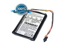 NEW Battery for TomTom 340S LIVE XL 4EG0.001.08 One XL 340 6027A0090721 Li-ion