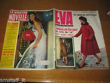 EVA=1959/3=RIVISTA MAGAZINE MODA DONNA WOMAN CUCINA ARREDAMENTO=EVA BARTOK=