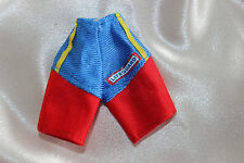 Barbie doll 1994 Baywatch lifeguard shorts blue red #13199
