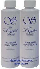 Two 4 oz Bottles of BLUE MAGIC Waterbed Conditioner For all Water Bed Mattresses