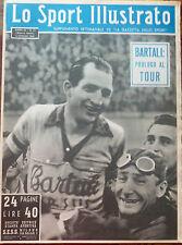 LO SPORT ILLUSTRATO N 27 1951 BARTALI PROLOGO AL TOUR