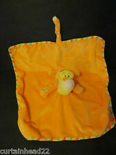 TIGGER LARGE SOFT COMFORTER BABY BLANKET FROM WINNIE THE POOH GEORGE