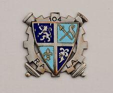 104° Régiment d'Artillerie Lourde Automobile, Fraisse Demey,  manque l'attache