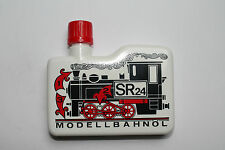SR24 Modellbahn Dampf-und Reinigungsöl # 100 ccm