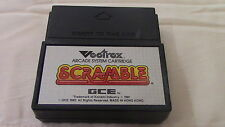 +++ SCRAMBLE Vectrex GCE Game Cart - TESTED! +++