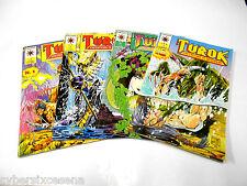 TUROK cacciatore di dinosauri 1 / 5 Valiant play press 1994