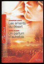 Livre HARLEQUIN...Collection PASSIONS...n° 86...2 Romans