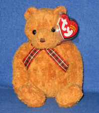 TY WODDY the BEAR BEANIE BABY - MINT with MINT TAGS