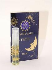 Amouage Fate Man EDP 2ml Vial Sample New With Card