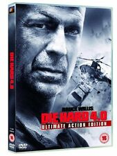 Die Hard 4.0 (2 Disc Special Edition) [2007] [DVD] Brand new and sealed