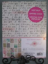 American Crafts BEST OF MAGGIE HOLMES Scrapbook Paper 60 Pgs 20 Designs 8.5x11