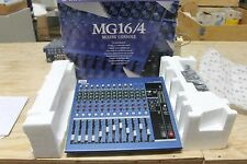 Yamaha MG16/4 16 Channel Mixing Console Mixer, Power Supply