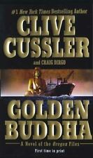 Golden Buddha by Craig Dirgo and Clive Cussler (2003, Paperback)