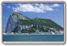 FRIDGE MAGNET - GIBRALTAR - Large Jumbo - Tourist Daylight