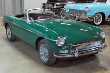 MG: Other Roadster