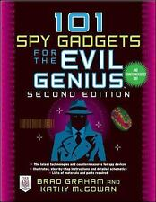 Evil Genius Ser.: 101 Spy Gadgets for the Evil Genius by Kathy McGowan and...