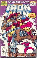 Iron Man Vol. 1 (1968-1996) Ann. #11