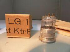 1x lg-1 wehrmachts tubo nos/NIB provat Tube valvola 電子管 #77-0