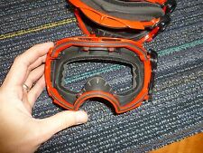 New!! Oakley Goggle Accessories Airbrake OCP Cavity Red Frame NEW!