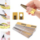 100Pcs Nail Art Tips Extension Forms Guide French DIY Tool Acrylic UV Gel OE