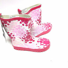 Trespass Angel Welly Boot Junior Gummistiefel Stiefel Kinder Gr. 31 pink