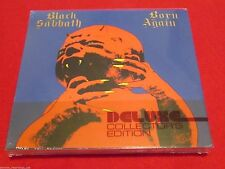 BLACK SABBATH - BORN AGAIN - 2 CD - DELUXE COLLECTOR'S EDITION - SEALED NEW