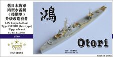 Five Star 1/700 710059 IJN Torpedo Boat Type Otori for Pit-road