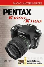 Magic Lantern Guides  Pentax K100D / K110D NEW