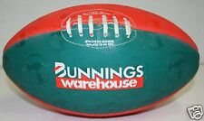 WOW Bunnings Warehouse Australia Hardware Store Advertising Rubber Rugby Ball