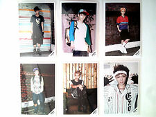 EXO-M EXO M  Official SM Goods Photo Set * SD Card (6 pcs)  / New Version
