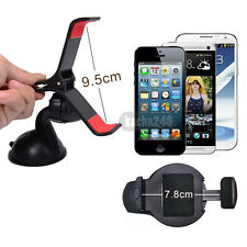 Car Dashboard Windshield GPS Grip Holder Cell Phone Mount Support Stand