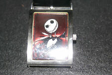 Disney Nightmare Before Christmas Jack Skellington Watch! HTF! OOP! 1993