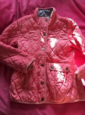 ��Next Girls Quilted Style Coat Size 9-10 Years Excellent Condition!��