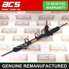 VAUXHALL ZAFIRA B POWER STEERING RACK 2005 TO 2011 - RECONDITIONED (TRW Type)