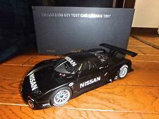 1/18 NISSAN R390 GT1 TEST CAR LeMANS 1997 by AUTOART #89778